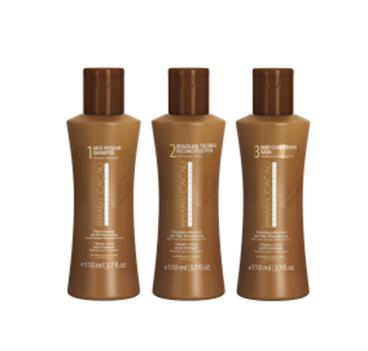 Пробные наборы для кератинового выпрямления волос